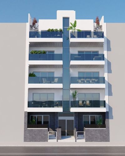 Ref:IPGF943119 Apartment For Sale in Torrevieja