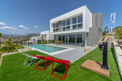 Ref:IPGF943086 Villa For Sale in Finestrat