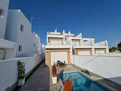 Ref:IPGF942976 Villa For Sale in San Pedro del Pinatar
