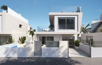 Ref:IPGF942822 Villa For Sale in Torre de la Horadada