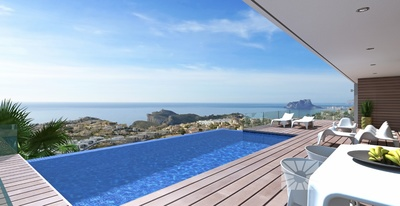 Ref:IPGF942646 Apartment For Sale in Moraira