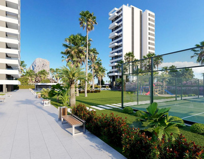 Ref:IPGF943570 Apartment For Sale in Calpe