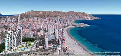 Ref:IPGF943328 Apartment For Sale in Benidorm
