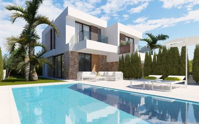 Ref:IPGF943338 Villa For Sale in Finestrat