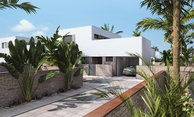 Ref:IPGF943351 Villa For Sale in Torre de la Horadada