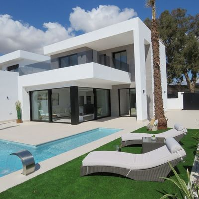 Ref:IPGF943367 Villa For Sale in Santiago de la Ribera