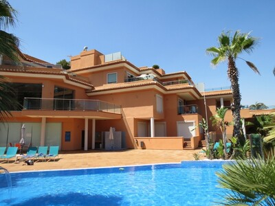 Ref:IPGC1197 Apartment For Sale in Benitachell