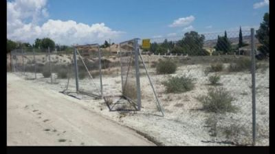 Ref:IPGG3487 Plot For Sale in molina del segura