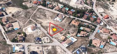 Ref:IPGG3486 Plot For Sale in molina del segura