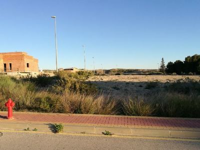 Ref:IPGG3477 Plot For Sale in molina del segura
