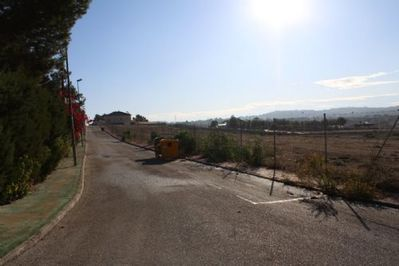 Ref:IPGG3479 Plot For Sale in molina del segura