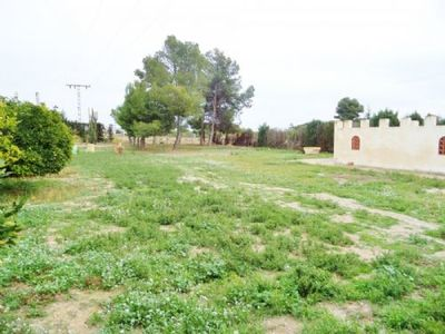 Ref:IPGG3496 Plot For Sale in SAN VICENT DEL RASPEIG