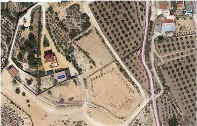 Ref:IPGG2635 Plot For Sale in ELCHE