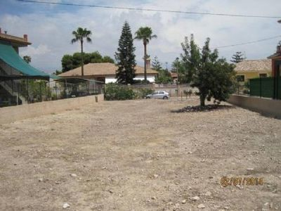 Ref:IPGG3484 Plot For Sale in ALICANTE PUEBLO SAN JUAN