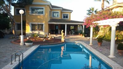 Ref:IPGG3925 Villa For Sale in santa pola