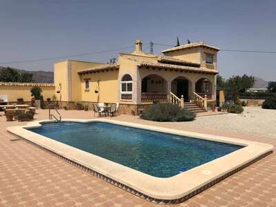 Ref:IPGM395 Detached Villa For Sale in Orihuela