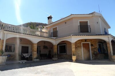 Ref:BCM6401 Villa For Sale in Aspe