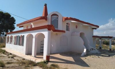 Ref:BCM6479 Villa For Sale in Novelda
