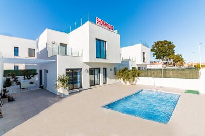 Ref:IPGRPRO074-2344 Villa For Sale in San Pedro del Pinatar