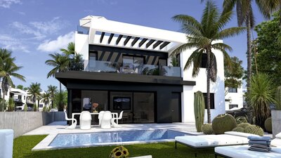 Ref:IPGRPRO386-2344 Villa For Sale in Algorfa