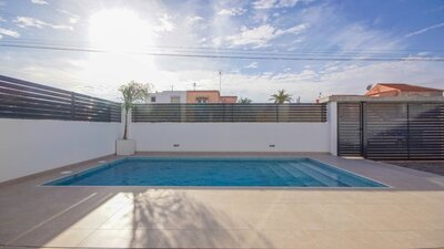 Ref:IPGRPRO343-2344 Villa For Sale in Torrevieja