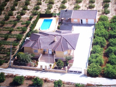 Ref:IPGNN4084 Villa For Sale in Orihuela